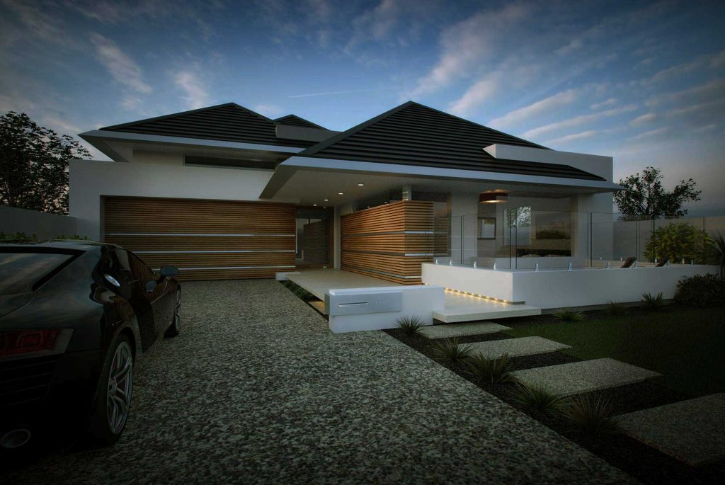 Perth Custom Built Home by Maughan Building