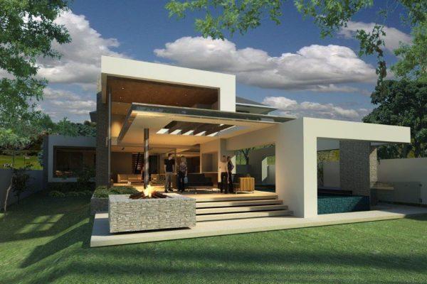 Custom built home vs project